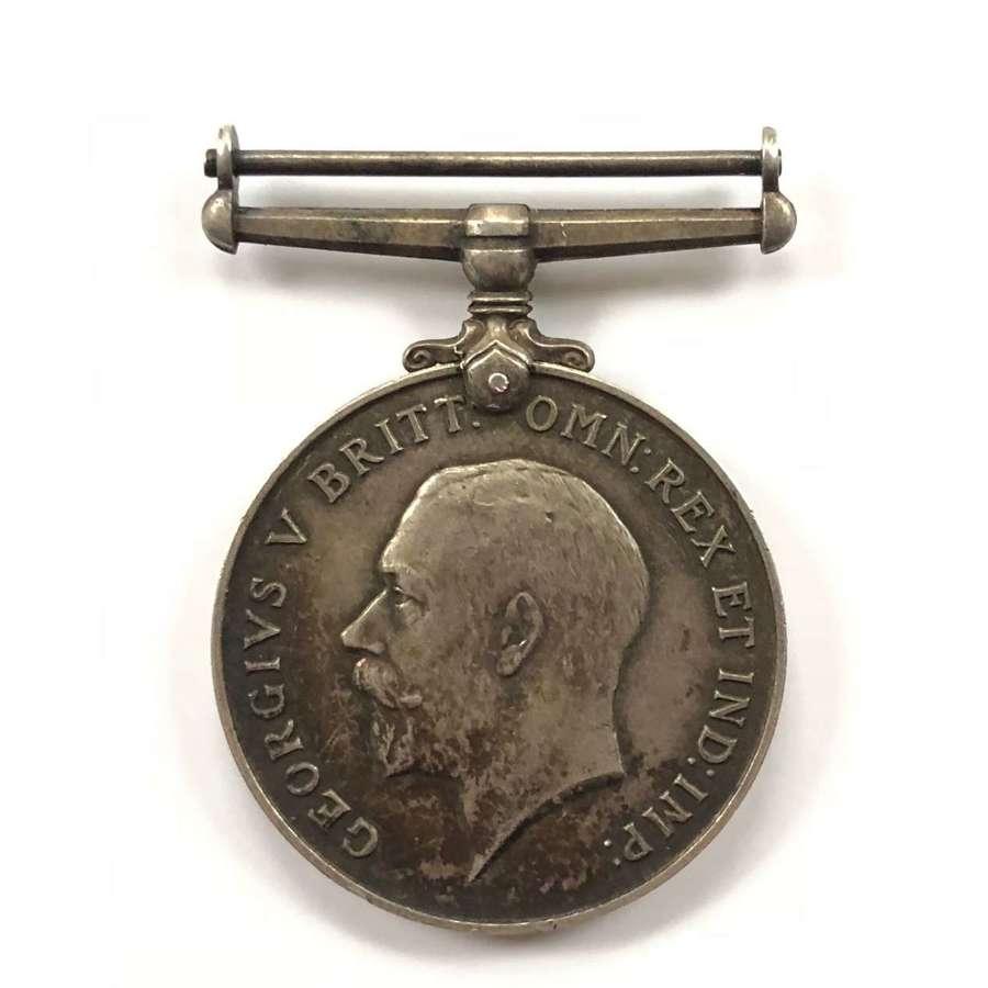 WW1 RAF British War Medal.