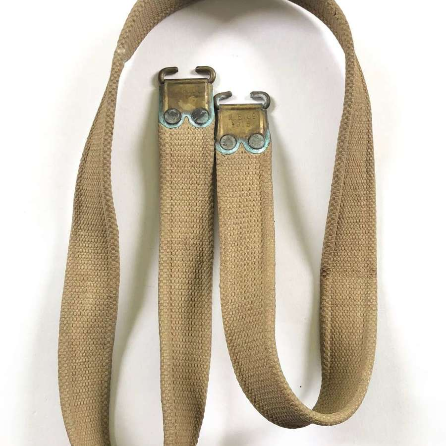 WW1 1915 Battle of the Somme Period British Rifle Sling.
