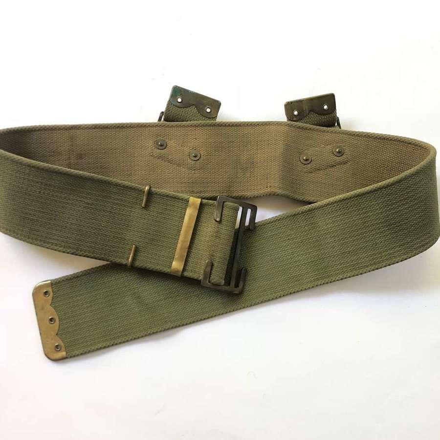 WW1 1908 Webbing Belt.