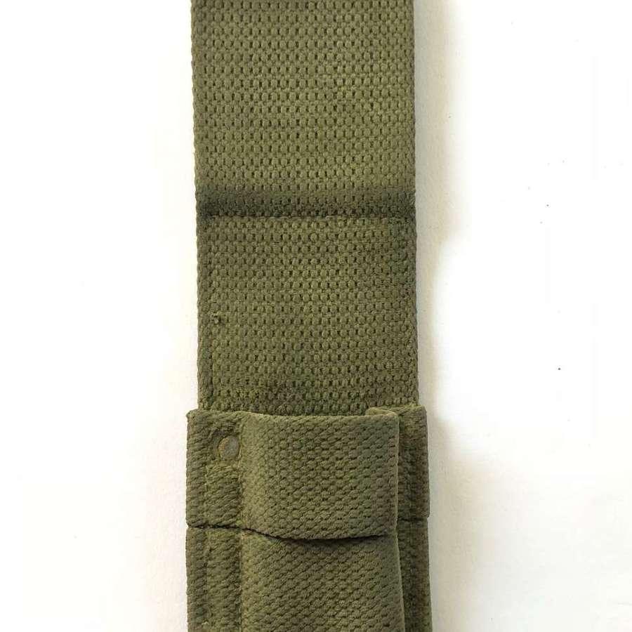 WW1 1908 Pattern Webbing Bayonet Frog.