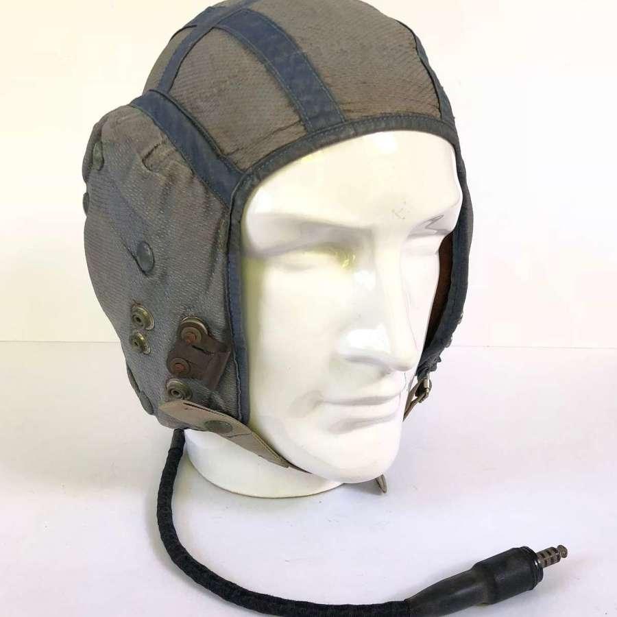 RAF Cold War Period G Type Flying Helmet.