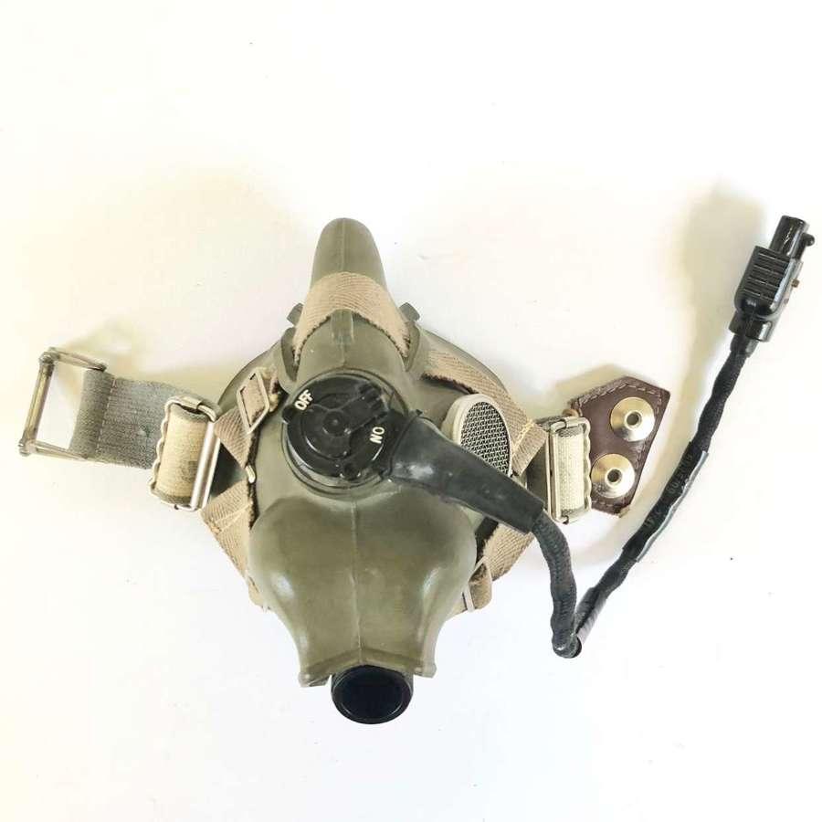 RAF Cold War H Type Oxygen Mask.