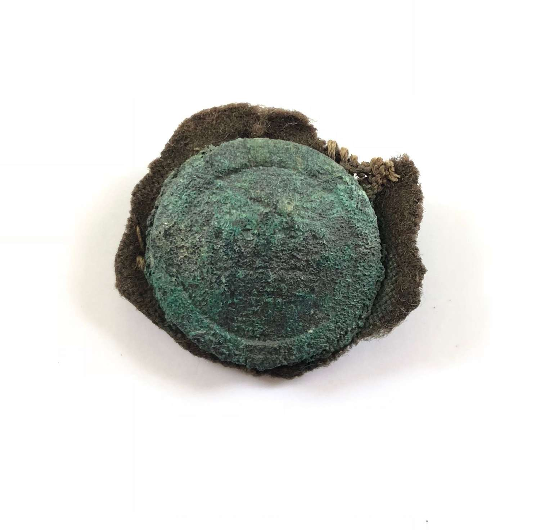WW1 Imperial German Relic Battlefield Pickup Button.