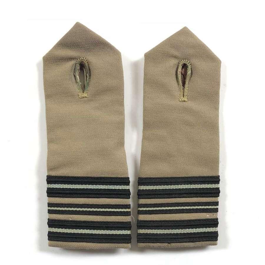 RAF Cold War Period Squadron Leader KD Uniform Rank.