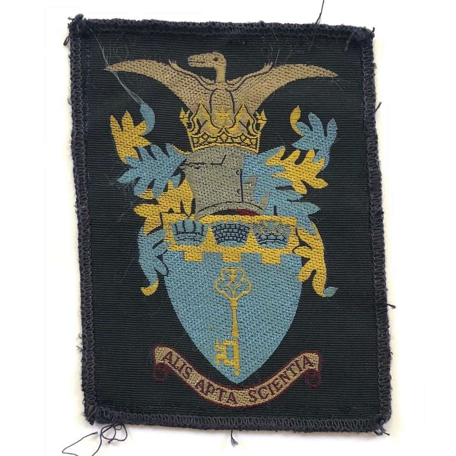 Vintage Royal Aircraft Establishment (RAE) Flying Suit Badge.