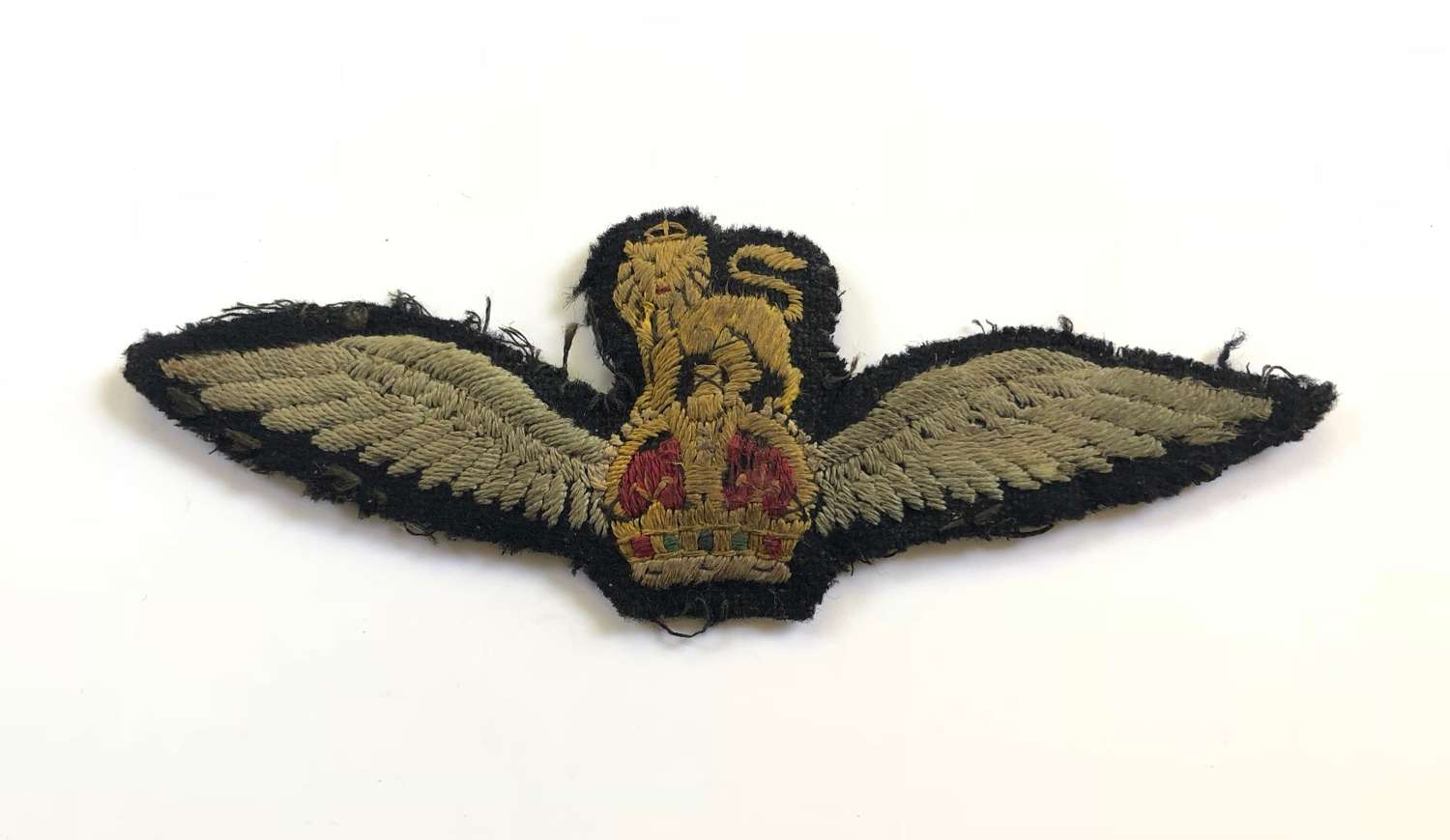 WW2 Glider Pilot Army Air Corps Pilots Full Size Wings.
