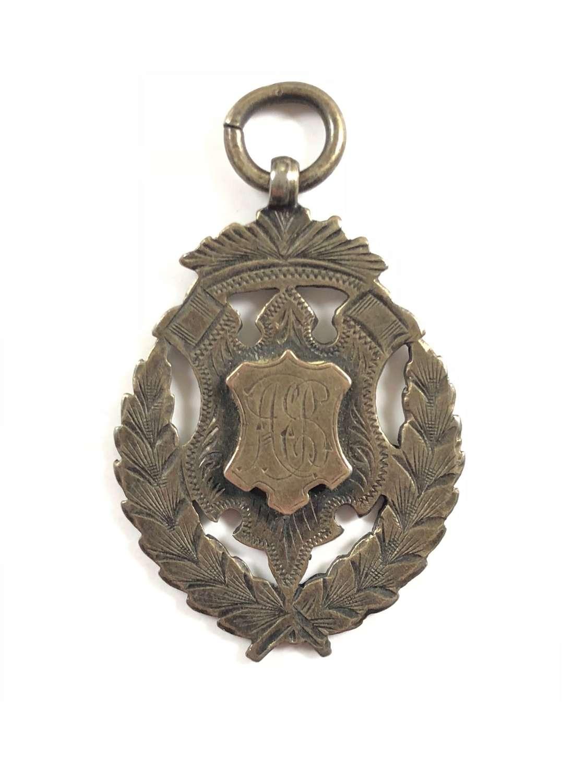 1913 2nd Bn East Surrey Regiment Cricket Medallion.