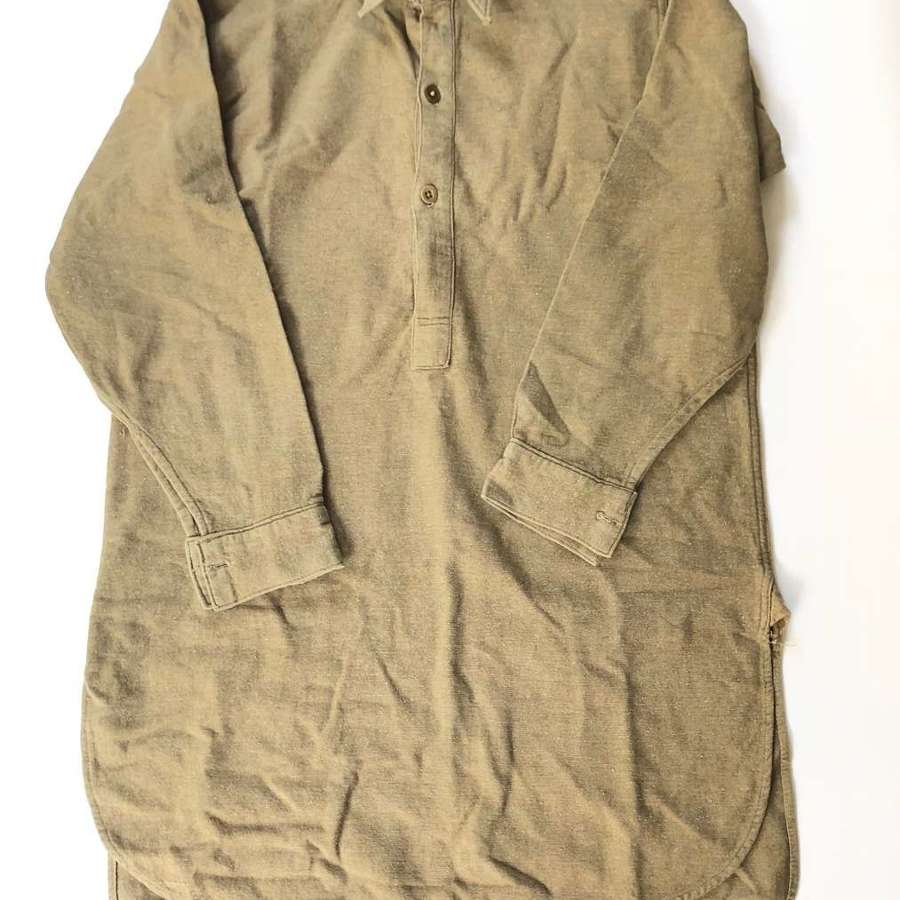 WW2 1945 Dated British Army Issue Shirt.