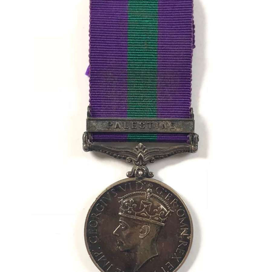 Royal Corps of Military Police Casualty General Service Medal