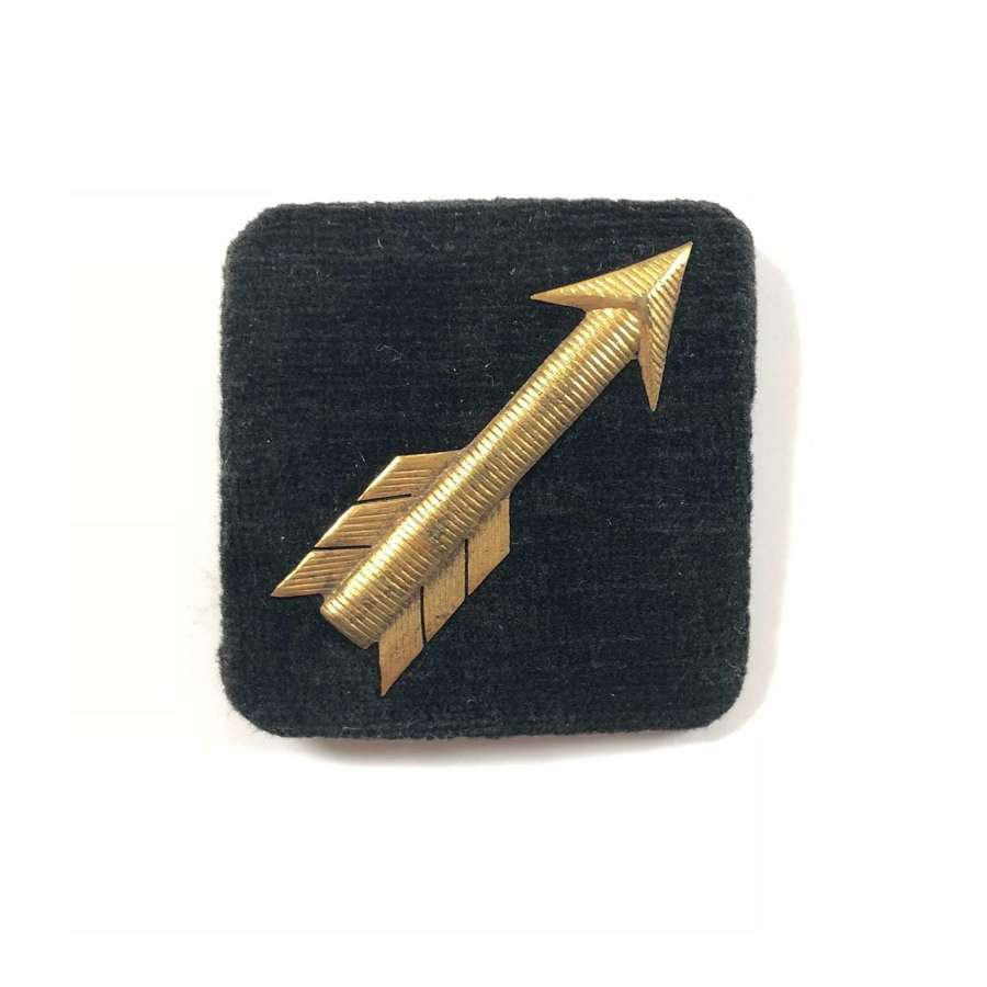 WW2 7th Indian Division Pagri / Sleeve Badge.