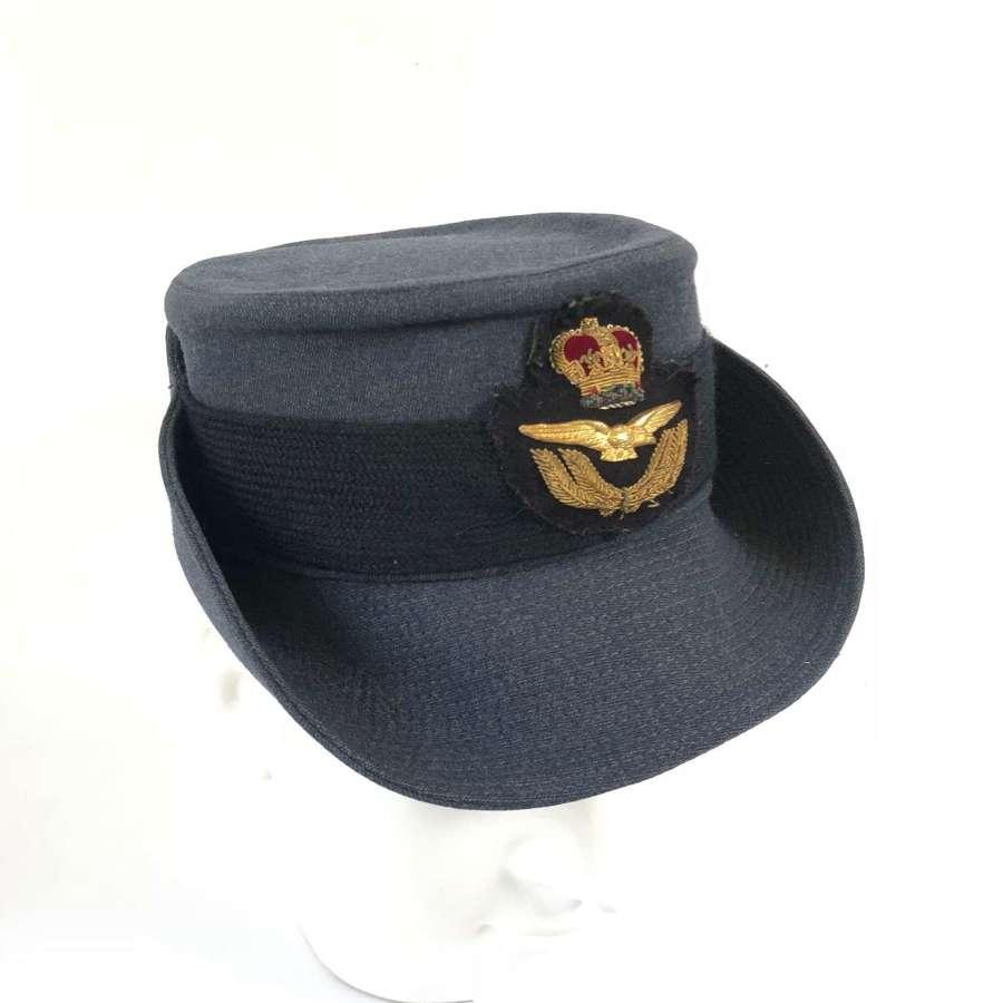 Women's Royal Air Force 1994 Pattern Officer's Cap.