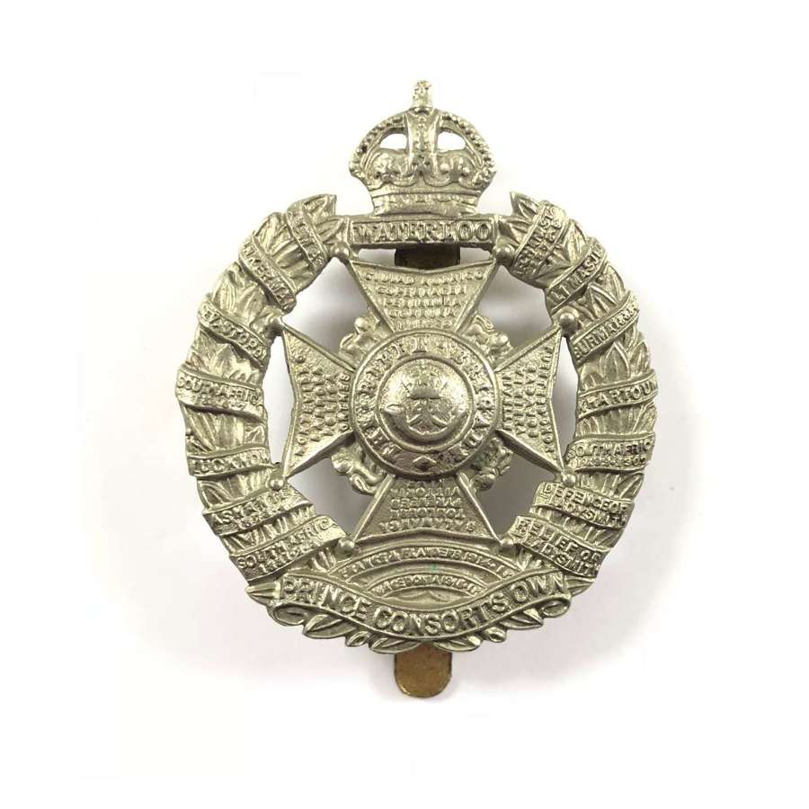 WW2 Period Rifle Brigade Cap Badge.