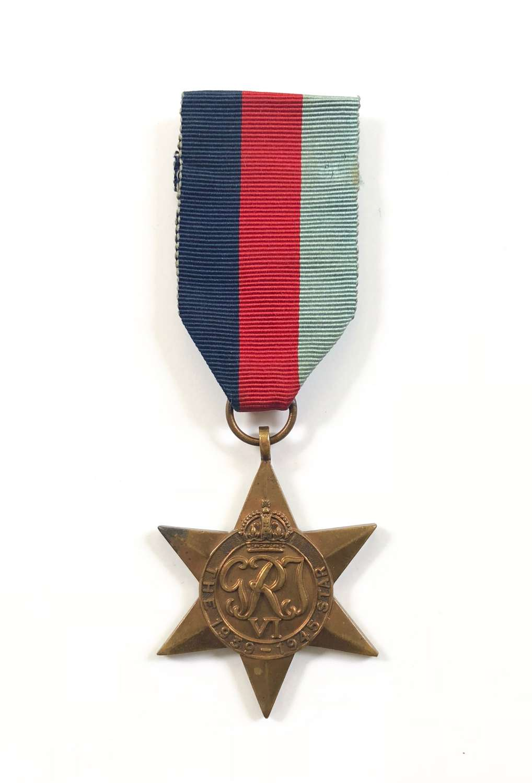 WW2 Royal Navy Army Royal Air Force 1939/45 Star