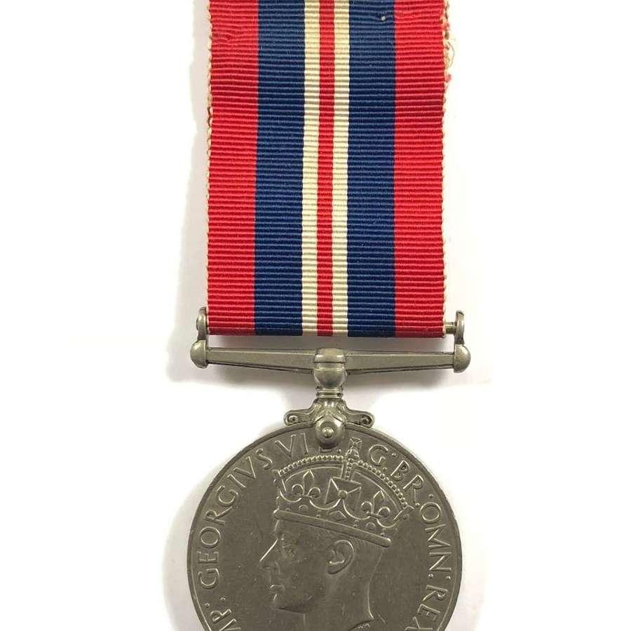 WW2 Royal Navy Army Royal Air Force War Medal.