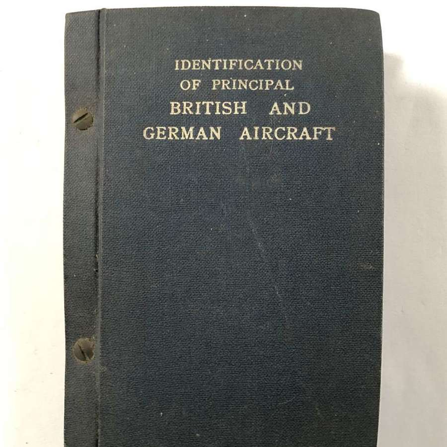 WW2 Home Front Boots ARP Nottingham Book.